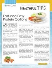 Barix Clinics Healthful Tips