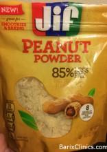 JIF Peanutbutter Powder b