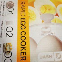 DASH Egg Cooker PIC