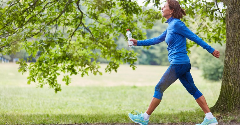 It's Time to Get Outdoors and Exercise